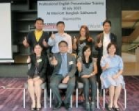 Smart Presentation Skills - Marriott Sukhumvit - Jul 2013