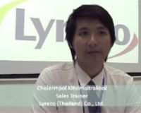 Testimonial from Lyreco (Thailand) Co., Ltd.